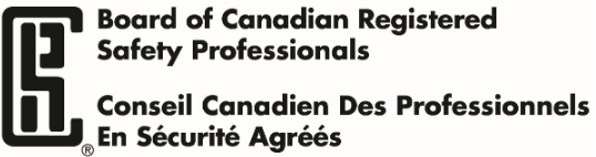 Member of the Board of Canadian Registered Safety Professionals (CRSP)